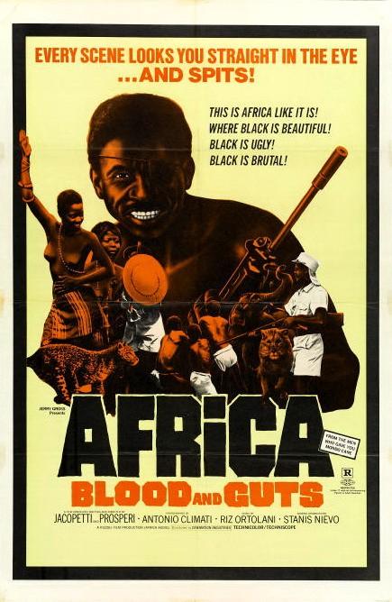 Прощай, Африка! - (Africa Addio)