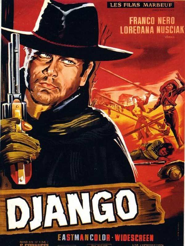 Джанго - (Django)