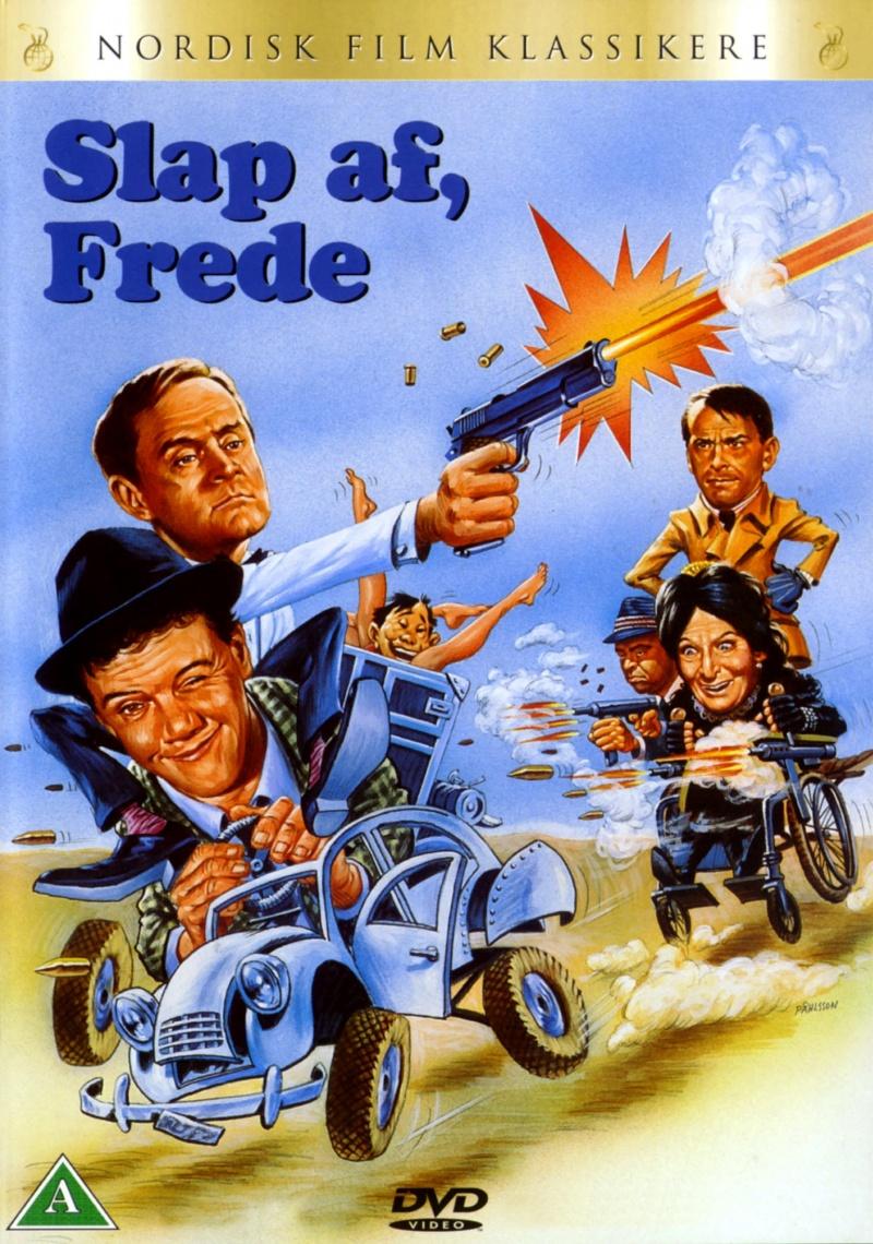 Расслабся, Фредди - (Slap af, Frede!)