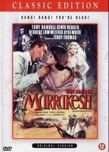 Наш человек в Марракеше - (Our Man in Marrakesh)