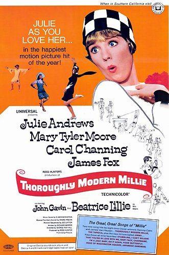 Весьма современная Милли - (Thoroughly Modern Millie)