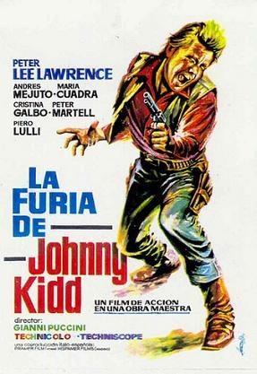 Там, где часто стреляют (Ярость Джонни Кида) - (Dove si spara di piГ№ (Fury of Johnny Kid))