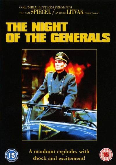 ���� ��������� - (The Night of the Generals)