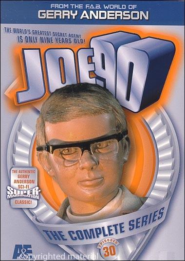 Джо 90 - (Joe 90)