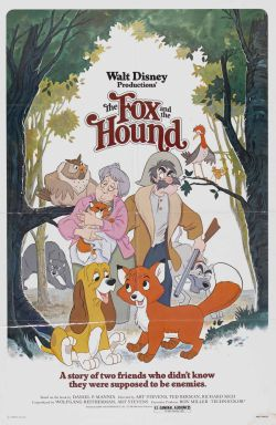 Лис и пес - The Fox and the Hound