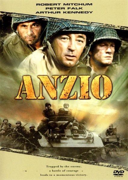 ����� �� ����� - (Lo sbarco di Anzio (The Battle for Anzio))
