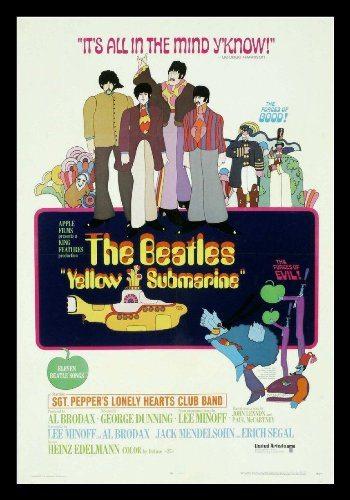 Битлз: Жёлтая подводная лодка - (The Beatles: Yellow Submarine)