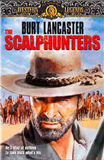 Охотники за скальпами - (The Scalphunters)