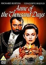 Тысяча дней Анны (Анна на тысячу дней) - (Anne of the Thousand Days)