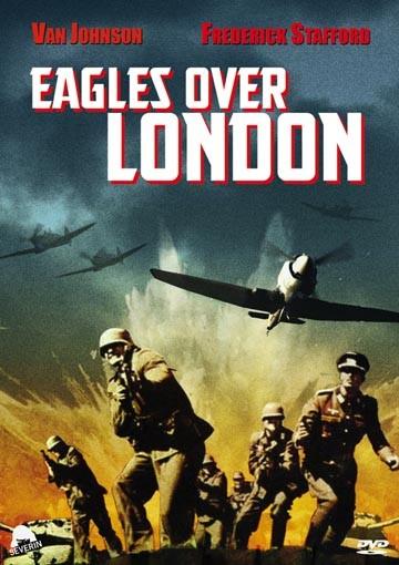 """Штуки"" над Лондоном - (Eagles Over London)"