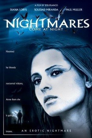 Кошмары приходят ночью - (Les cauchemars naissent la nuit)