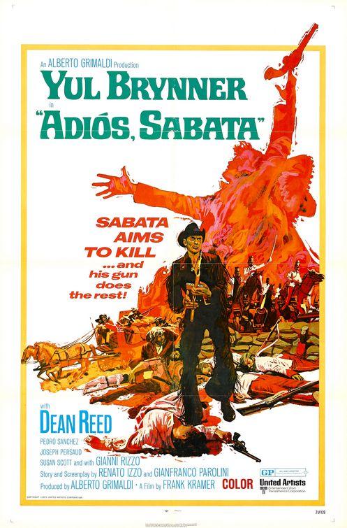 Прощай, Сабата - (Adios Sabata)