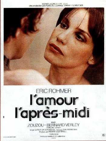 Любовь после полудня (Хлоя после полудня) - (L'amour l'aprГЁs-midi (Chloe in the afternoon))