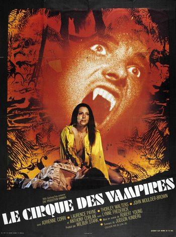 Цирк вампиров - (Vampire Circus)