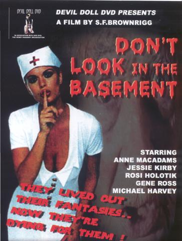 Не заглядывайте в подвал - (Don't Look in the Basement)