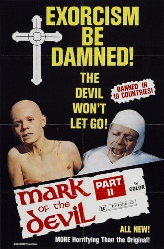 Печать Дьявола 2 - (Mark of the Devil 2)