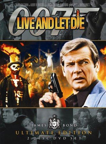 Джеймс Бонд 007: Живи и дай умереть - (James Bond 007: Live and Let Die)