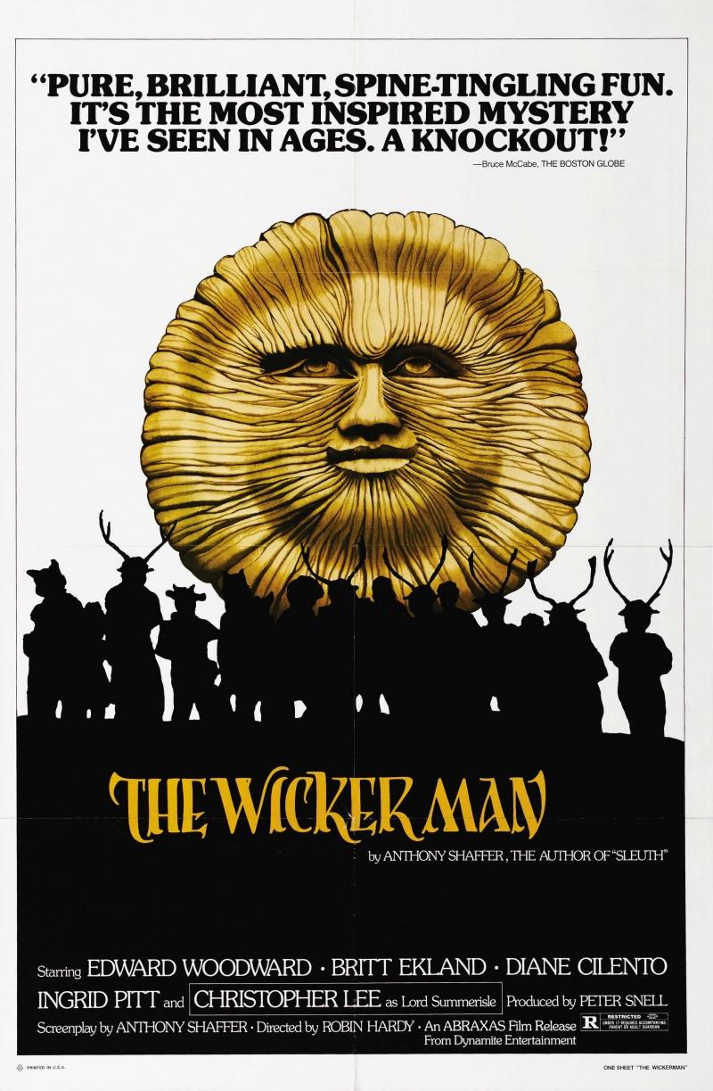 Плетеный человек - (The Wicker Man)