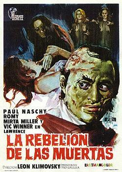 Восстание мертвых (Мертвые жаждут крови) - (La rebeliГіn de las muertas)