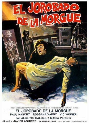 Горбун из морга - (El jorobado de la Morgue)