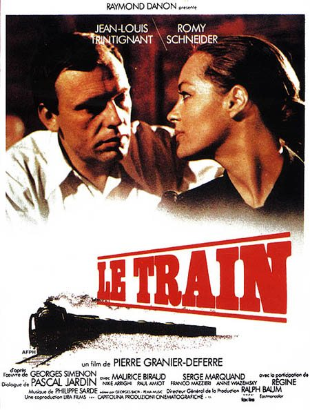 Поезд - (Le train)