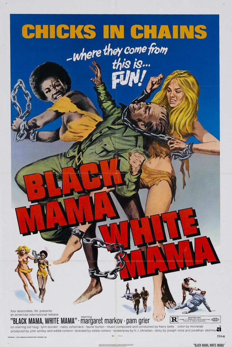 Черная мама, белая мама - (Black Mama, White Mama)