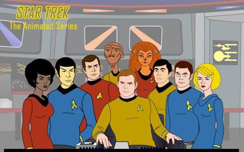 Звездный путь: Анимационные серии - (Star Trek: The Animated Series)