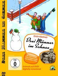 Трое на снегу - (Drei Manner im Schnee)