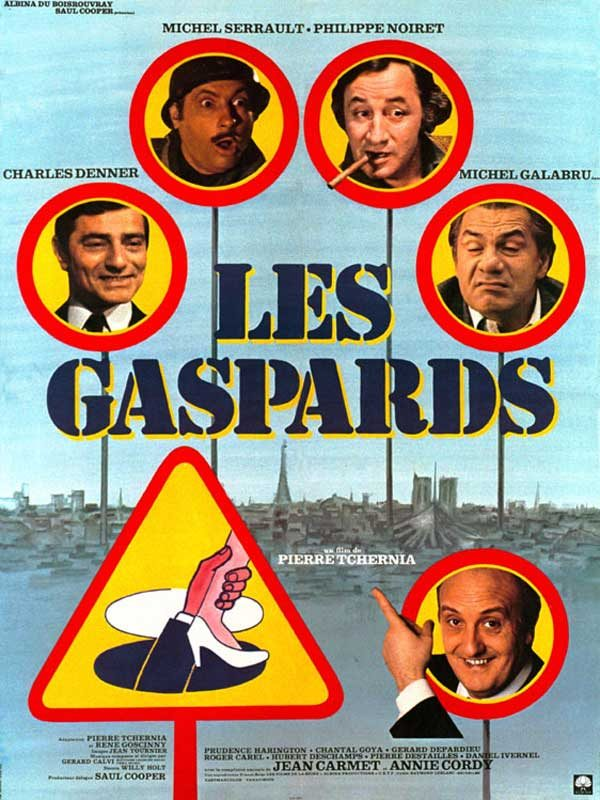 Гаспары - (Les gaspards)