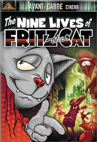 Девять жизней кота Фрица - (The Nine Lives of Fritz the Cat)