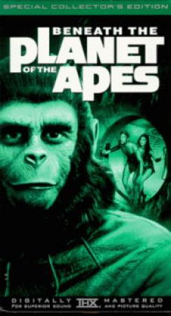 Планета обезьян 2: Под планетой обезьян. - Beneath the Planet of the Apes