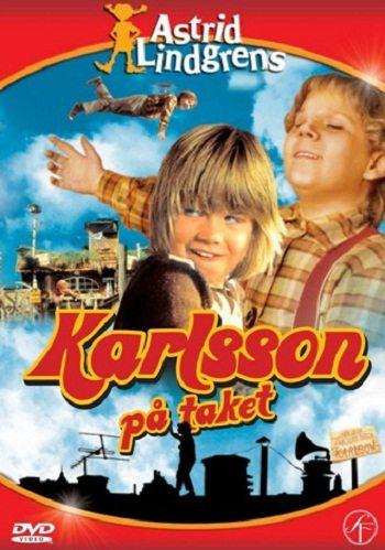 Карлсон, который живёт на крыше - (VГ¤rldens bГ¤sta Karlsson)