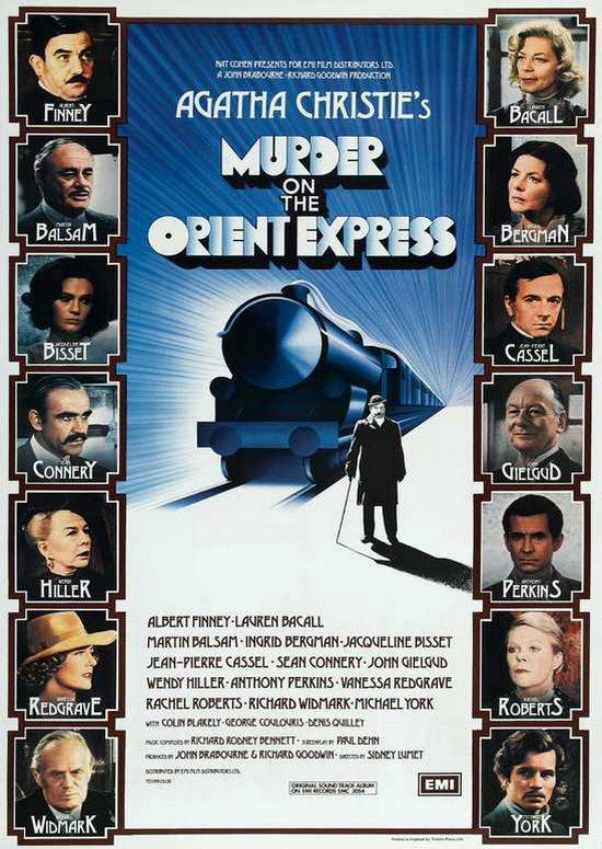 Убийство в Восточном экспрессе - (Murder on the Orient Express)