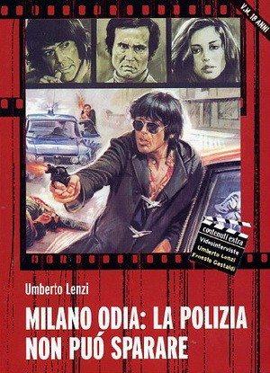 Почти человек - (Milano odia: la polizia non puГІ sparare)