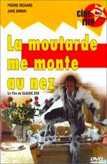Он начинает сердиться, или Горчица бьет в нос - (la Moutarde me monte au nez)