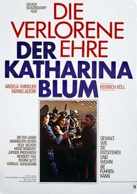Поруганная честь Катарины Блюм - (Die Verlorene Ehre der Katharina Blum)