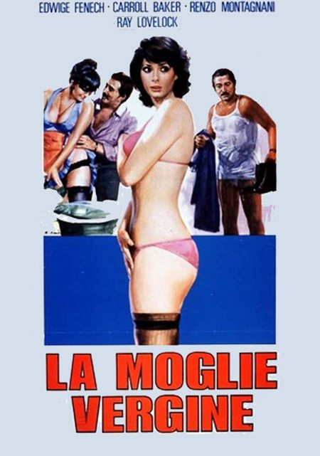 Жена-девственница - (La Moglie Vergine)