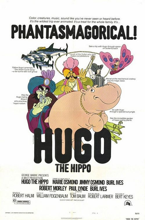 Бегемот Гуго - (Hugo the Hippo (HugГі, a vГ­zilГі))