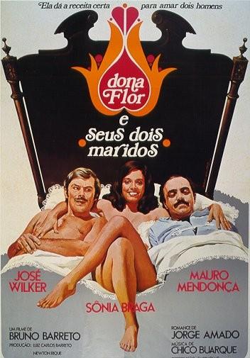 Дона Флор и ее два мужа - (Dona Flor e Seus Dois Maridos)