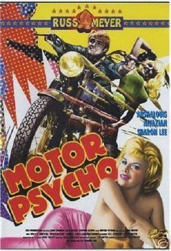 Безумные мотоциклисты - (Motor Psycho)