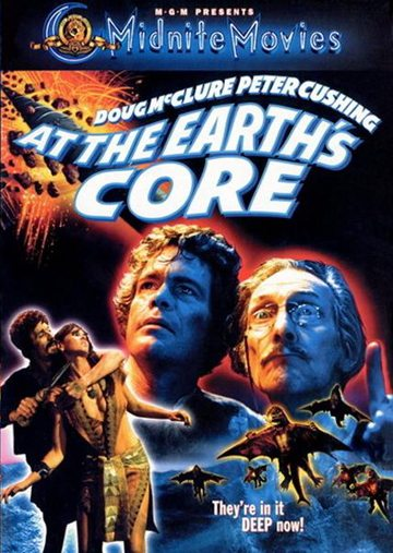 Путешествие к центру Земли - (At the Earth's Core)