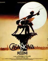 Казанова Феллини - (Il Casanova di Federico Fellini)