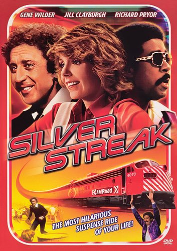 Серебряная стрела - (Silver Streak)