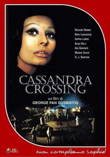 Перевал Кассандры - (The Cassandra Crossing)