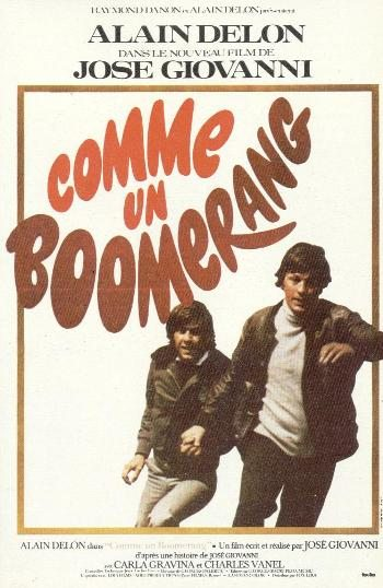 Как бумеранг - (Comme un boomerang)