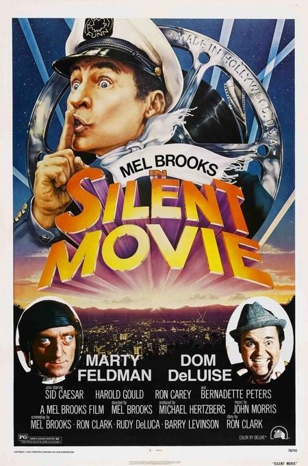 Немое кино - (Silent Movie)