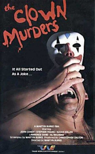 Кровавая шутка - (The Clown Murders)