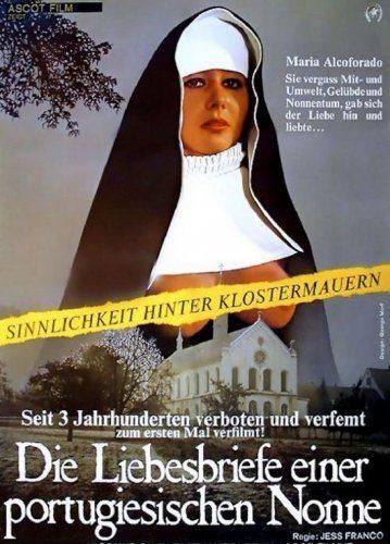 Любовные письма португальской монахини - (Die Liebesbriefe einer portugiesischen Nonne)
