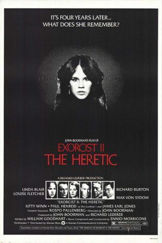 Изгоняющий дьявола II: Еретик - (Exorcist II: The Heretic)