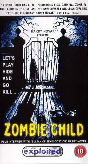 Дитя мертвецов (Дитя зомби) - (The Child (Zombie child))